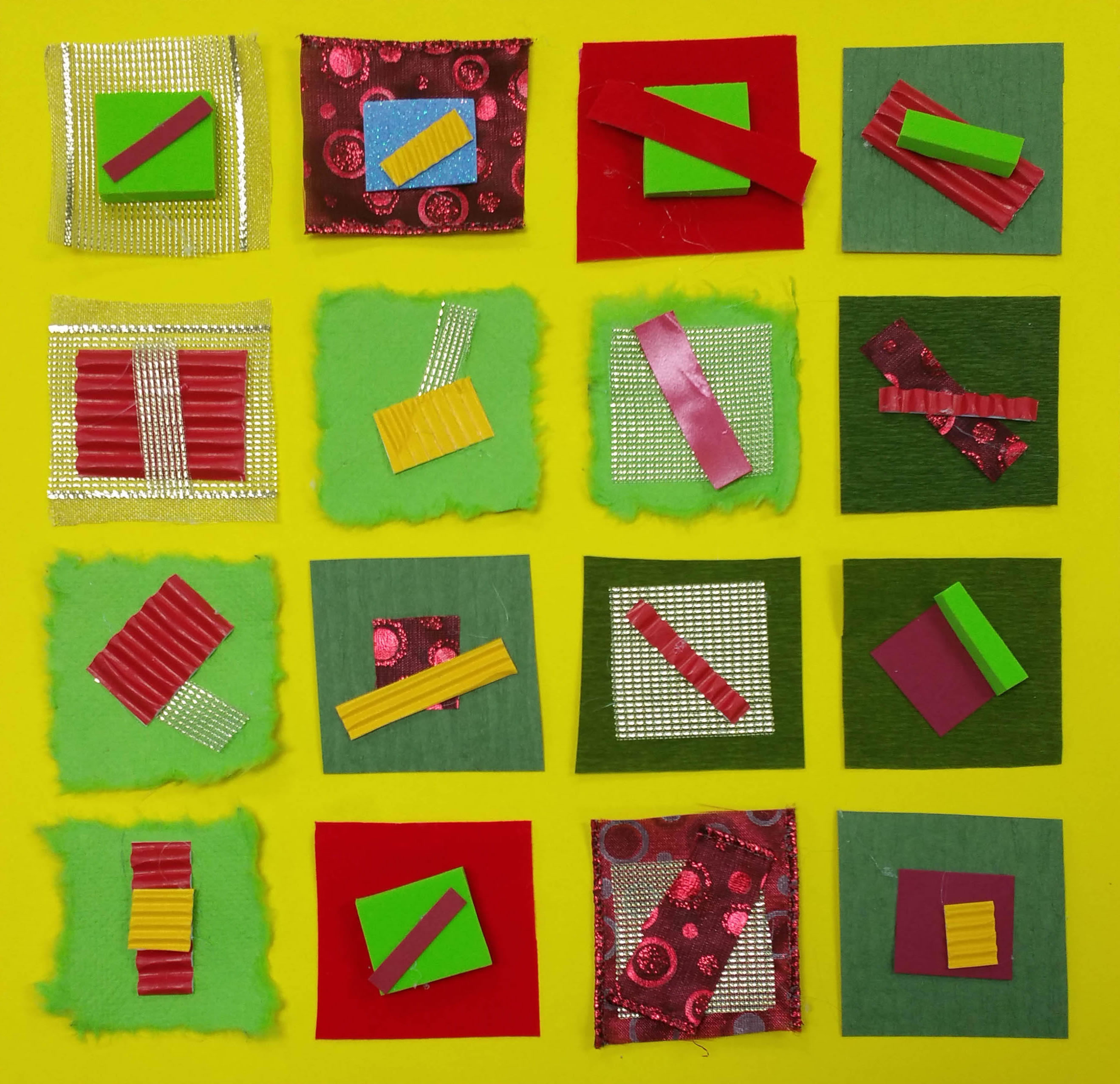 Raylan Barlock, Pre-Kindergarten. Untitled. Mixed Media. Temple Shalom Preschool. Art teacher: Linda Ginsberg.