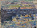 Image detail of artwork from the Monet to Matisse: French Masterworks from the Dixon Gallery and Gardens Exhibition