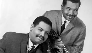 Archived image of Cannonball and Nat Adderley