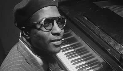 Archived image of Thelonious Monk